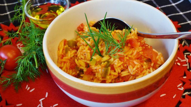 Sformato di peperoni e riso: la ricetta