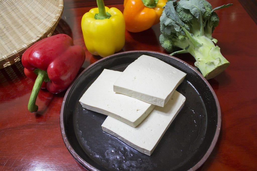 Tofu al naturale