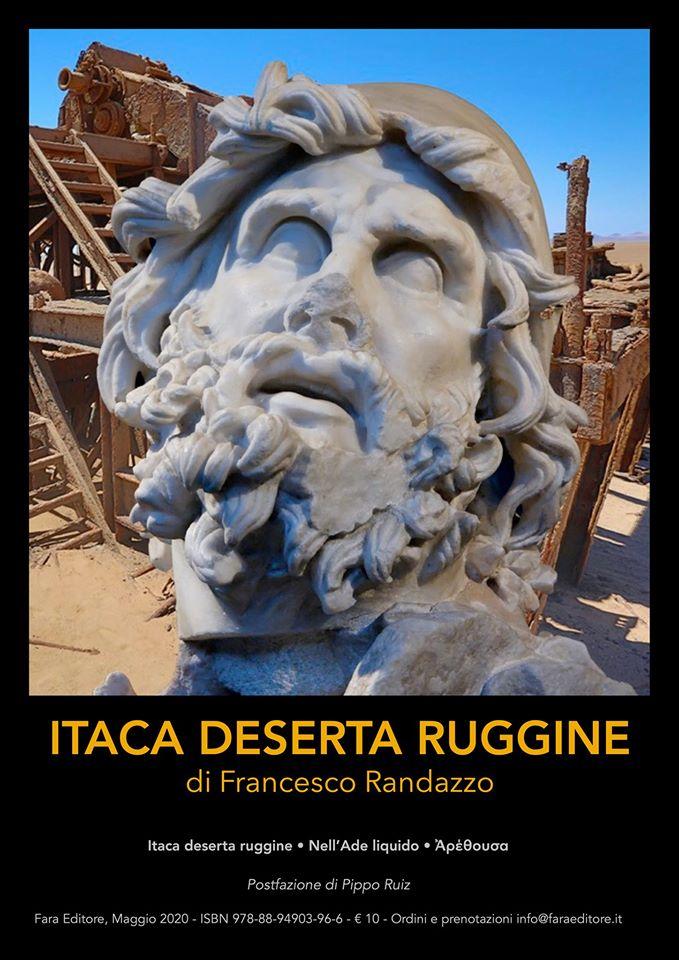 Itaca deserta ruggine di Francesco Randazzo