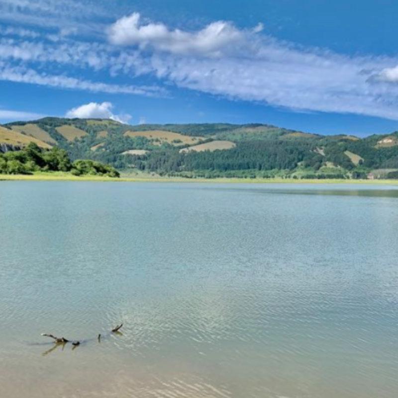 Lago Laceno: weekend in tenda