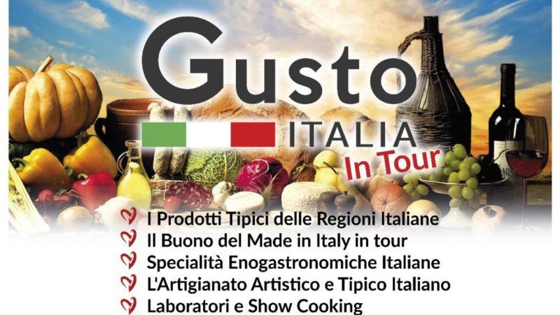 Gusto Italia in tour a Minori