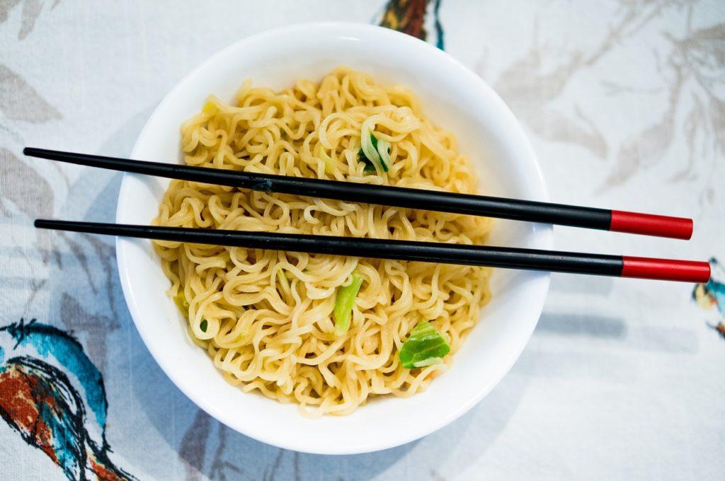 Spaghetti di grano saraceno