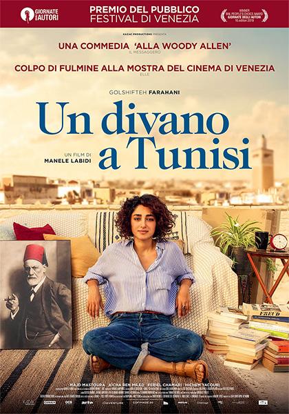 Un divano a Tunisi: la locandina