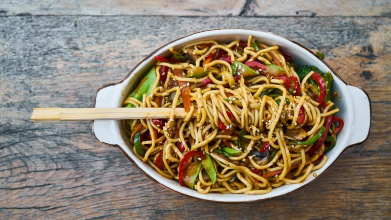 Spaghetti di grano saraceno con alghe kombu: la ricetta