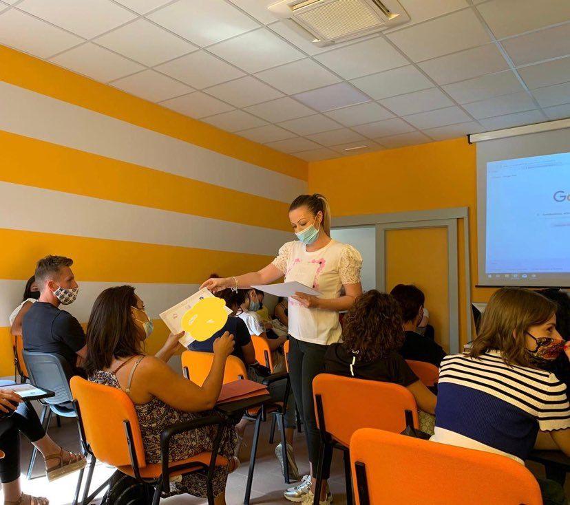 Assessore all?istruzione e alle politiche giovanili di Grottaminarda