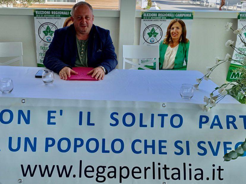 Luigi Pergamo Lega per l'Italia