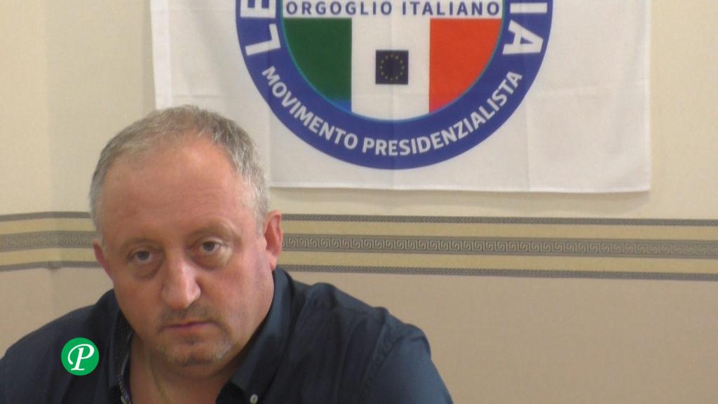 Il Presidente nazionale di Lega per l'Italia