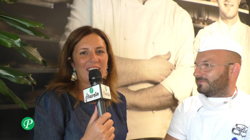 Mariangela Merola e Nicola Goglia: video