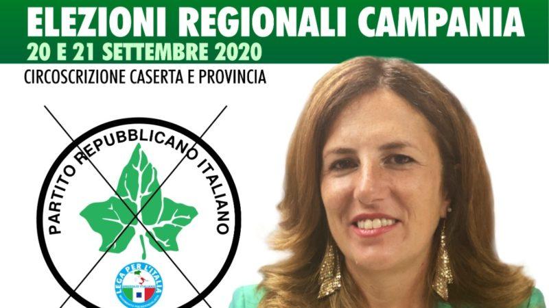 Mariangela Merola: candidata regionali 2020