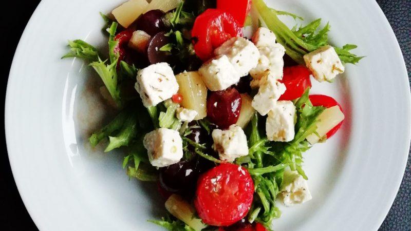 Insalata greca: la ricetta