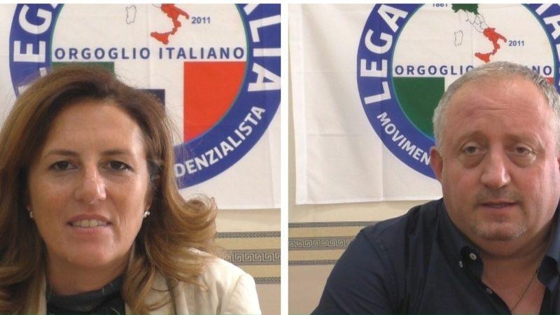 Mariangela Merola e Luigi Pergamo: intervista