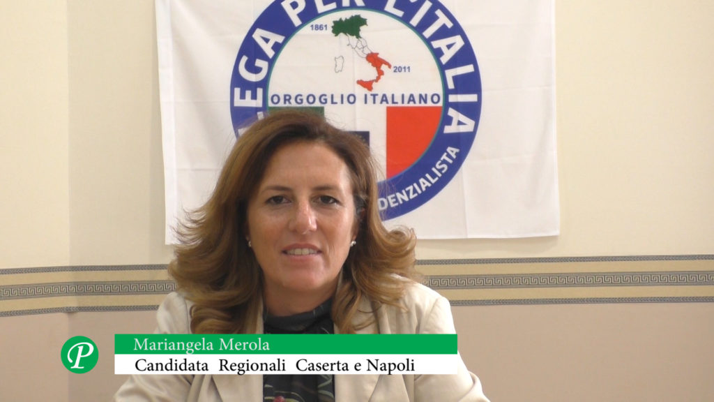 Mariangela Merola: intervista