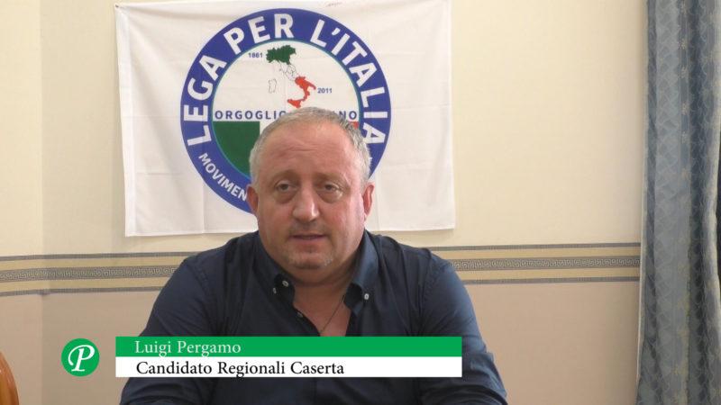 Luigi Pergamo: intervista