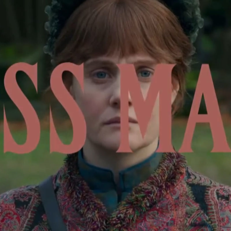 Miss Marx: trailer