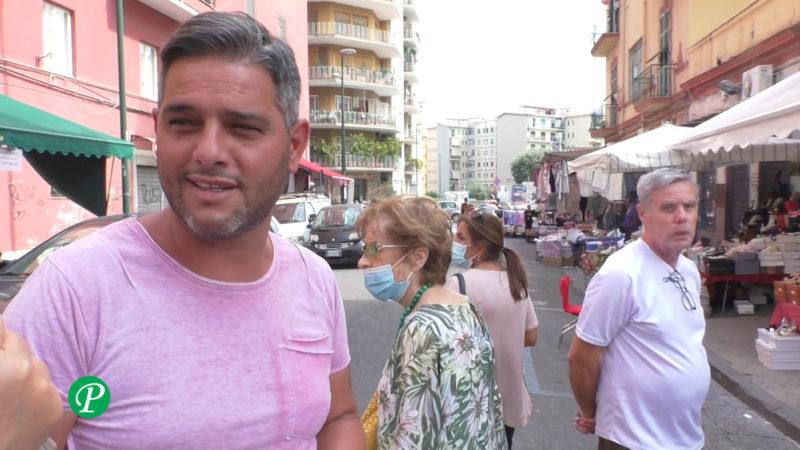 Mariangela Merola: sondaggio a Napoli