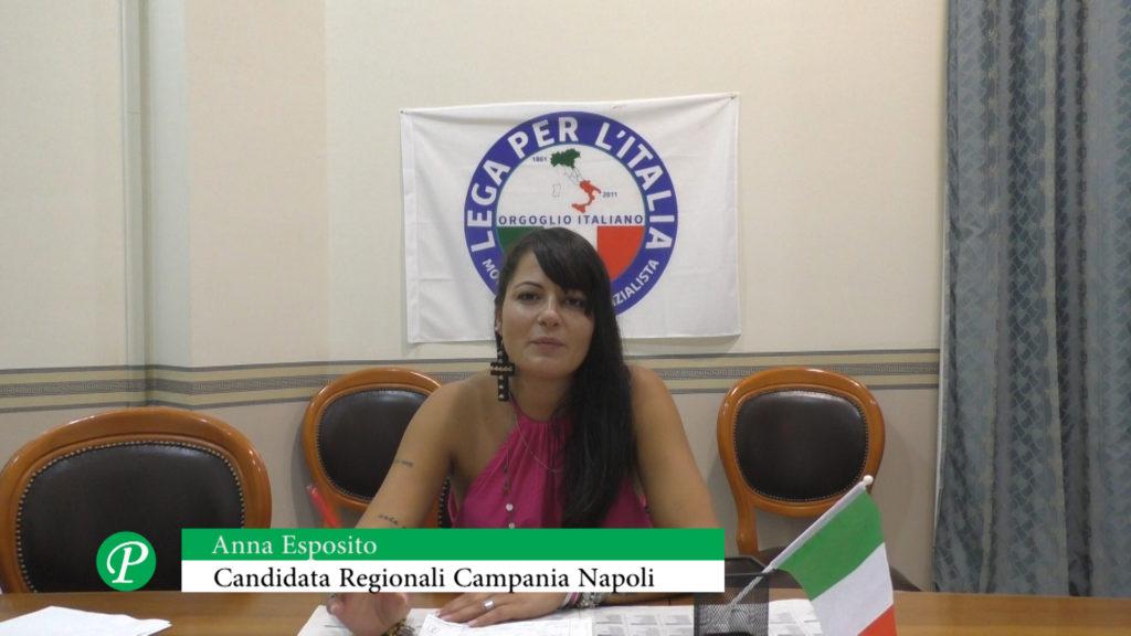Anna Esposito: video