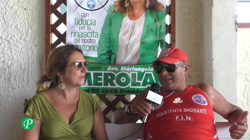 Mariangela Merola e Pietro Caprio