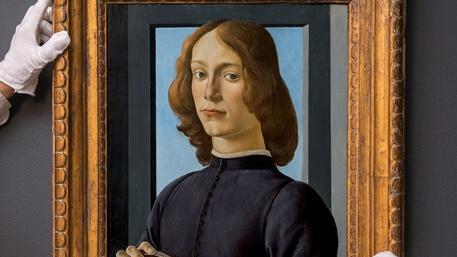 Un dipinto di Botticelli all'asta