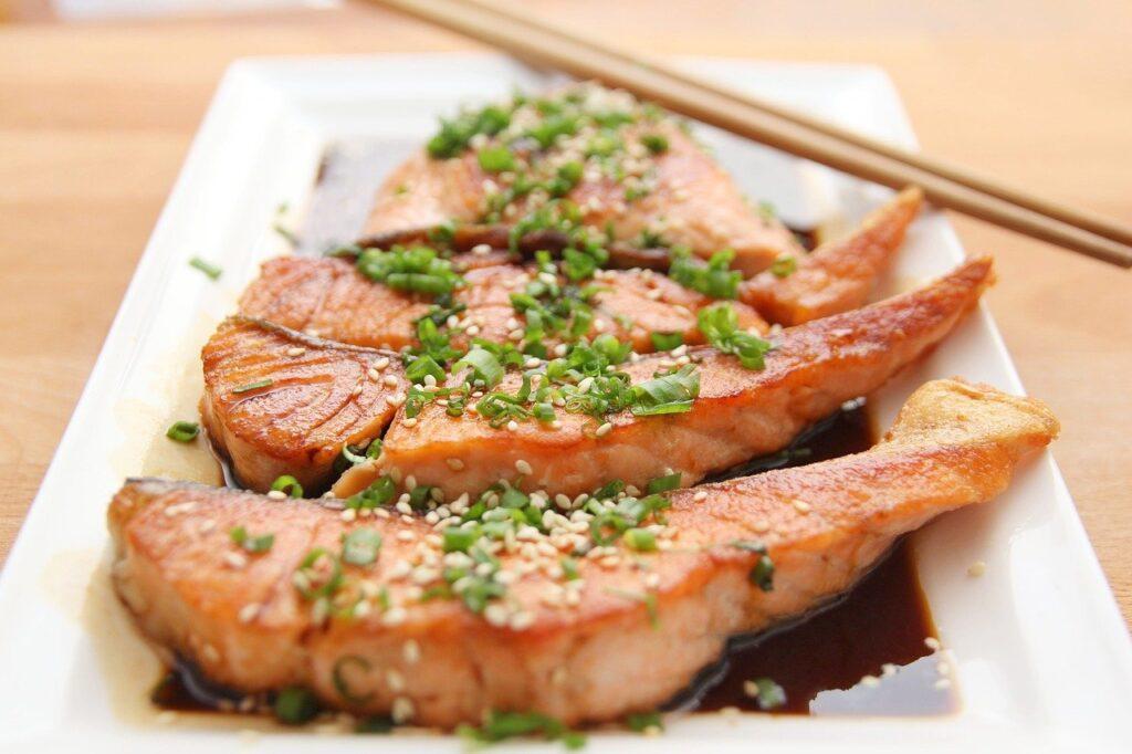 Salmone al basilico: la ricetta
