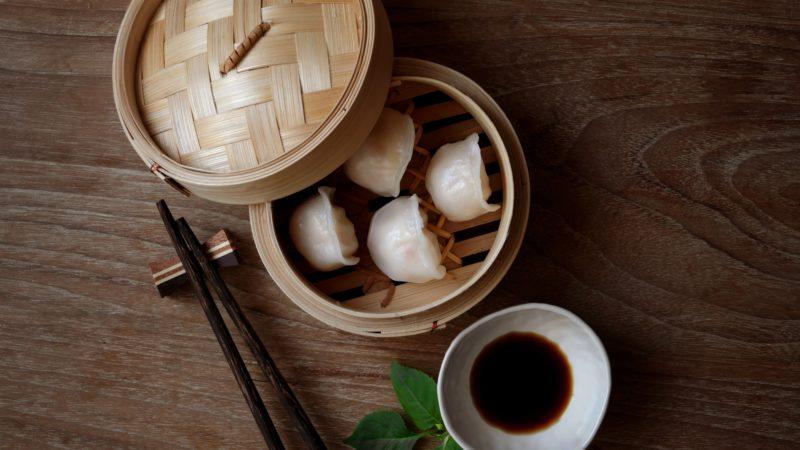 Ravioli cinesi al vapore: la ricetta