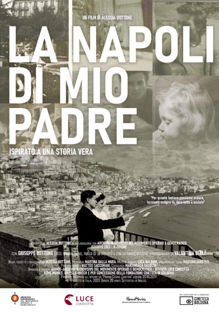 La Napoli di mio padre: video