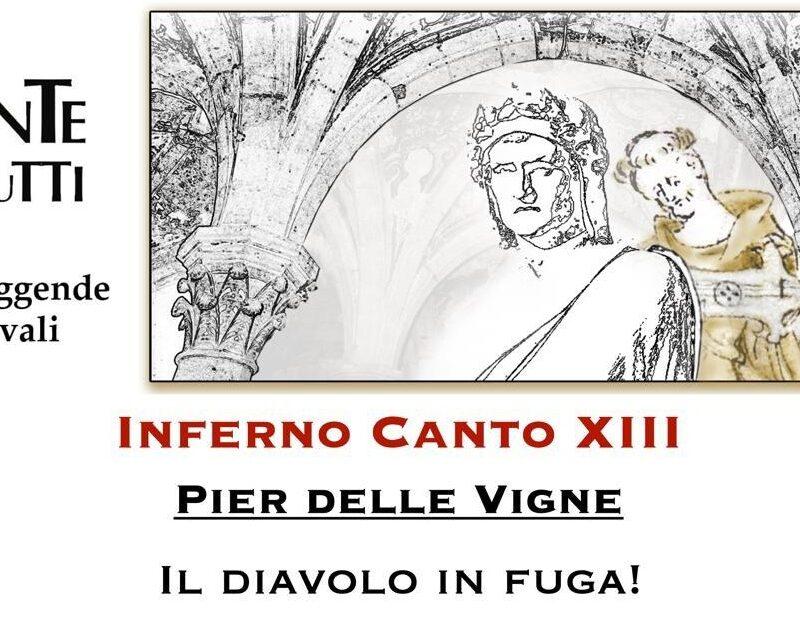 Dante per tutti: nuovo appuntamento al Castello d'Aquino di Grottaminarda