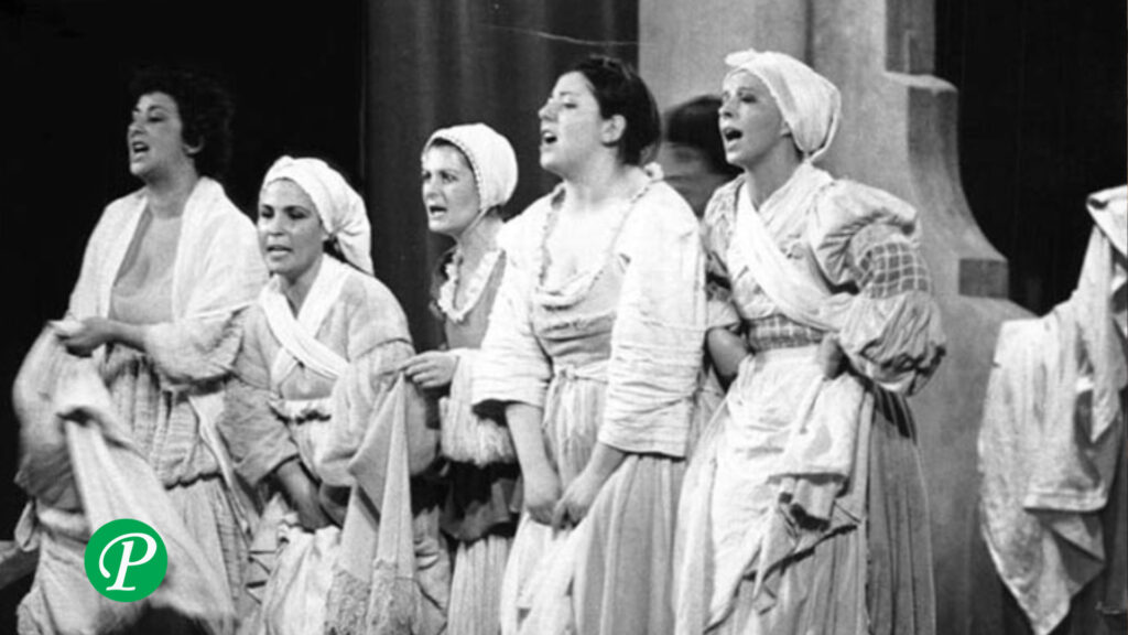 Donne nel teatro napoletano