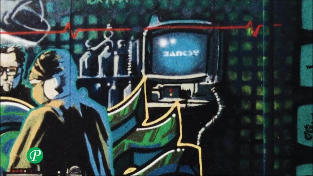 Banksy, l'arte della ribellione: il trailer