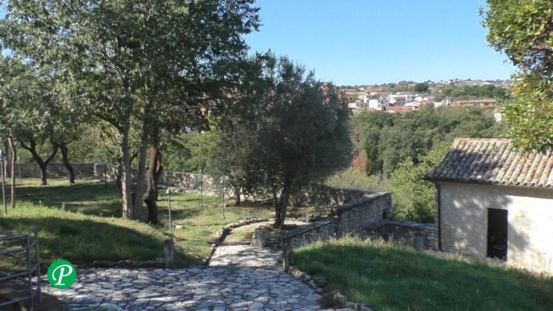 Castello D'Aquino caffè letterario Grottaminarda: ieri e oggi