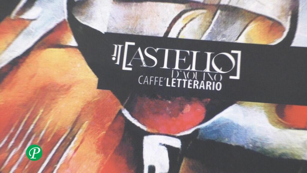 Castello D'Aquino caffè letterario Grottaminarda: video