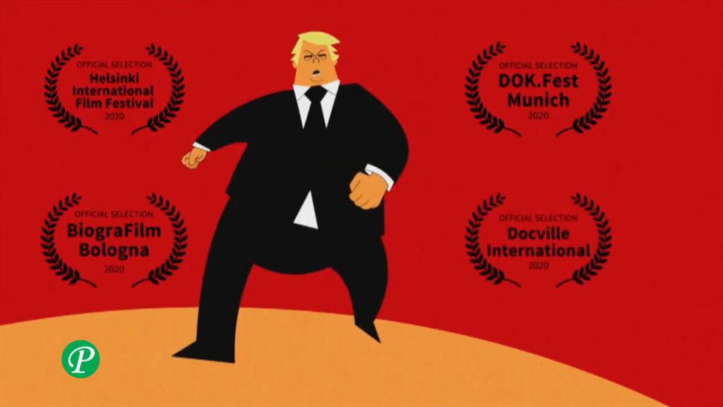 Il trailer di Unfit: la psicologia di Donald Trump