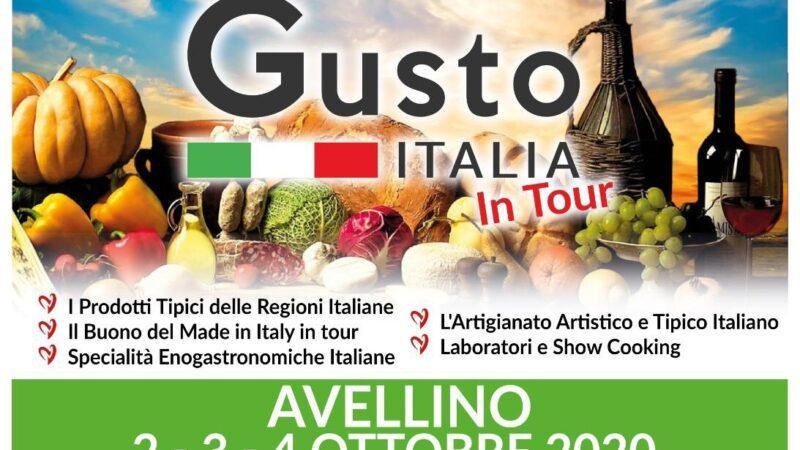 Gusto Italia in tour arriva ad Avellino