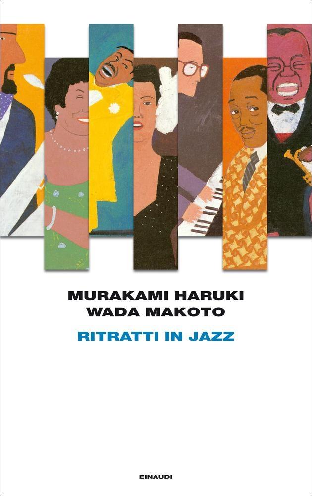 Ritratti in jazz di Murakami Haruki