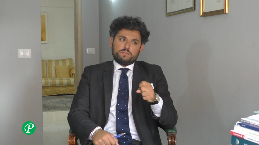 Paolino Salierno avvocato