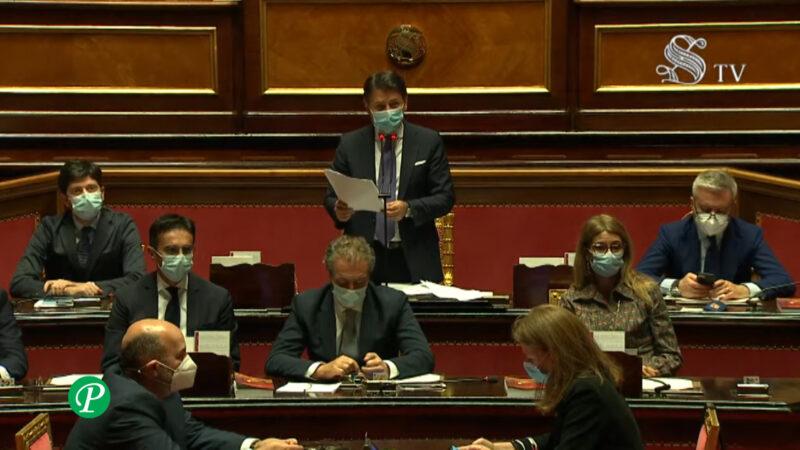 Presidente Conte: video