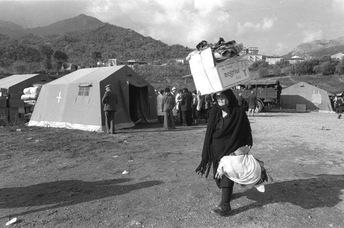 Trema ancora un progetto culturale sul terremoto dell'Irpinia