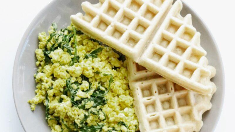Tofu strapazzato: la ricetta