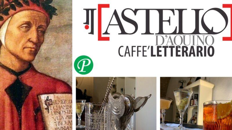 Dante per tutti al Castello d'Aquino caffè letterario di Grottaminarda