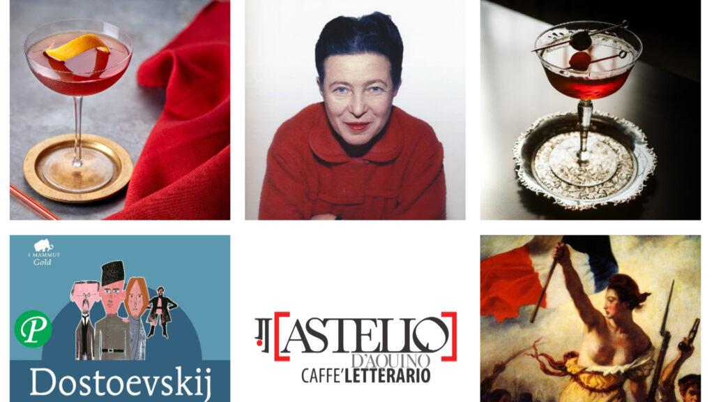 Castello D'Aquino caffè letterario di Grottaminarda: 5 drink per 5 classici della letteratura internazionale