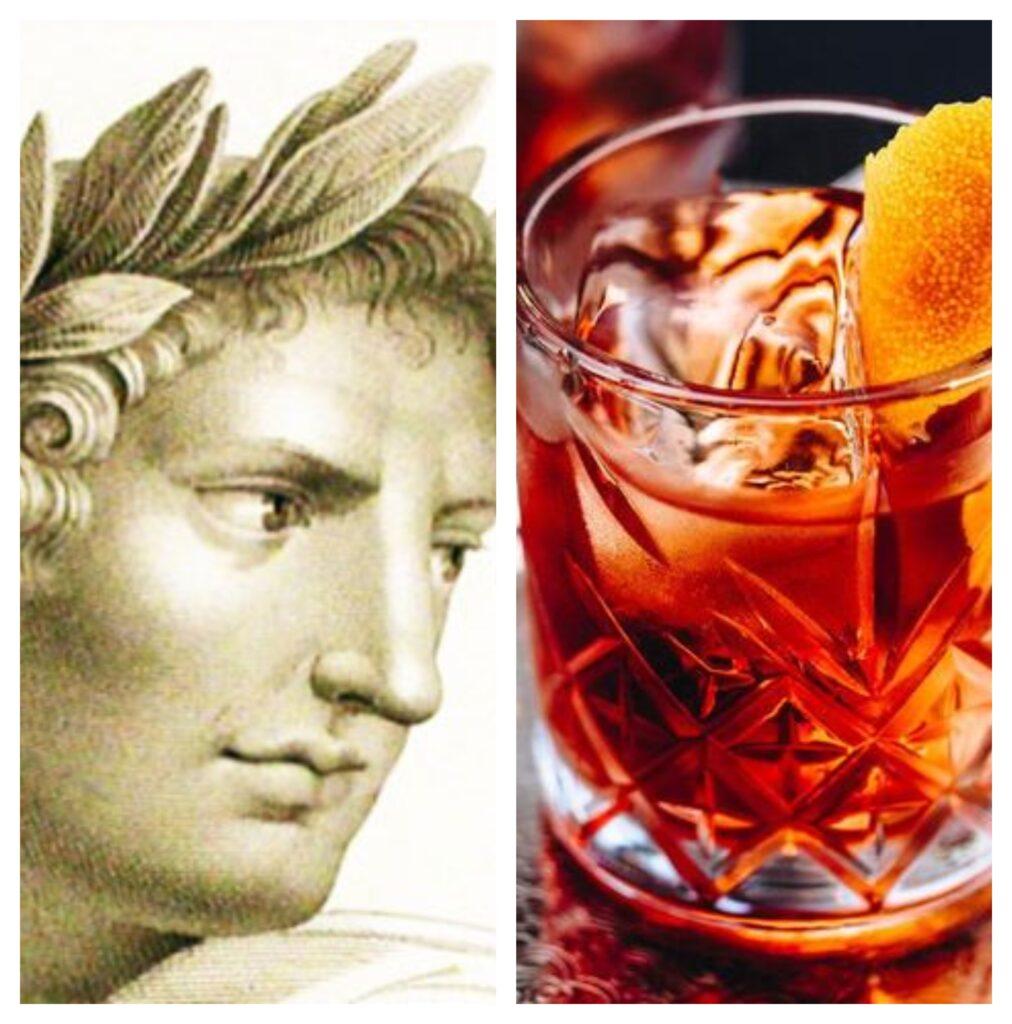 Un cocktail per Virgilio di Dante Alighieri