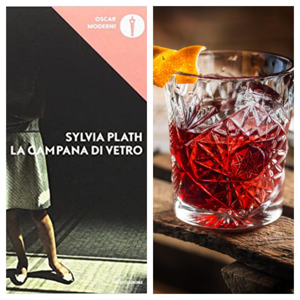 Un drink per La campana di vetro di Sylvia Plath