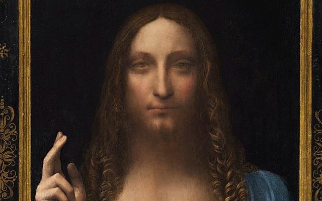 Salvator Mundi: il dipinto