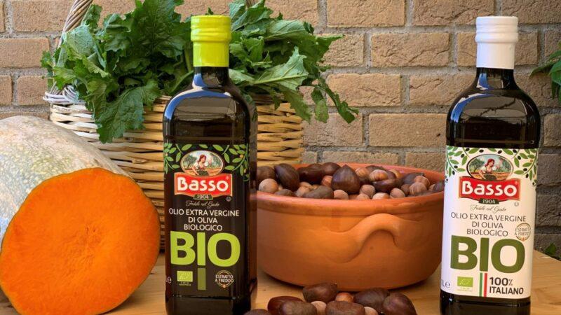 Olio Basso: la linea biologica