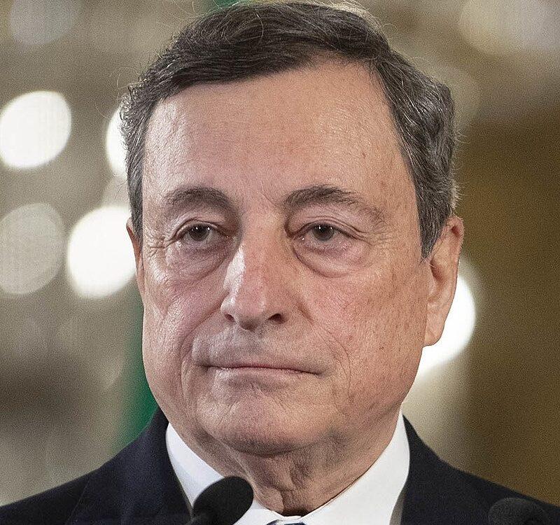 Mario Draghi: stop spostamenti tra Regioni