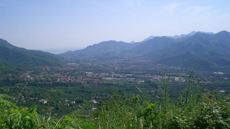 Valle dell'Irno
