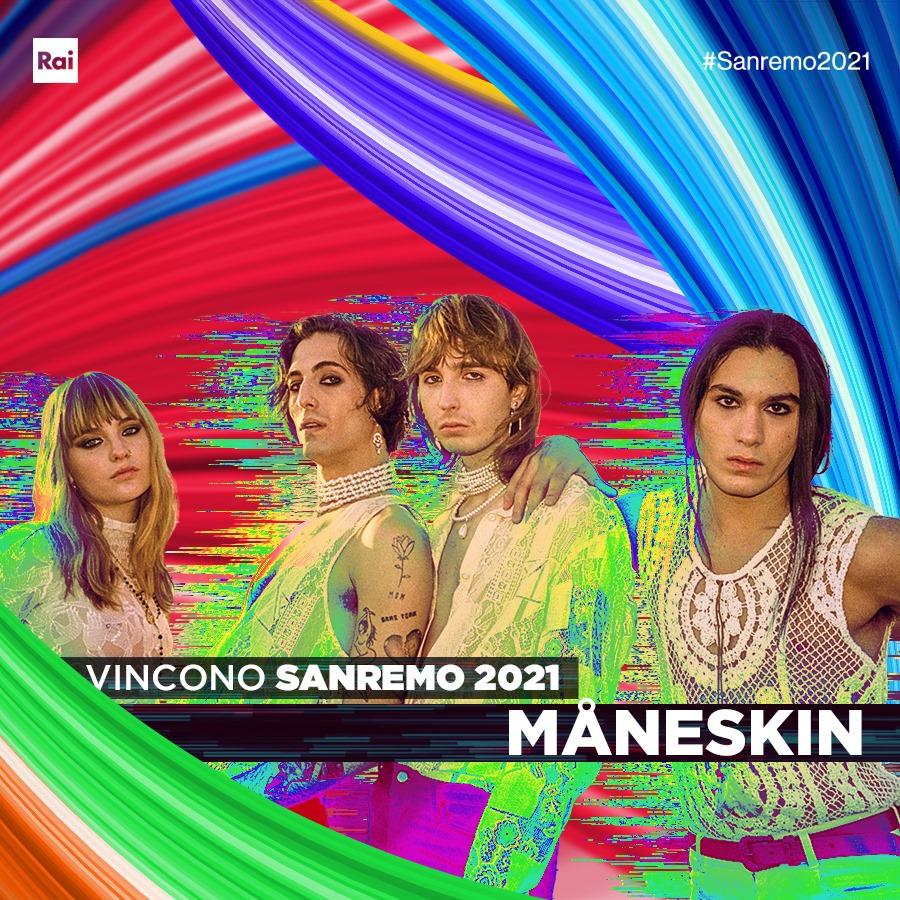 Sanremo 2021: la finale del festival