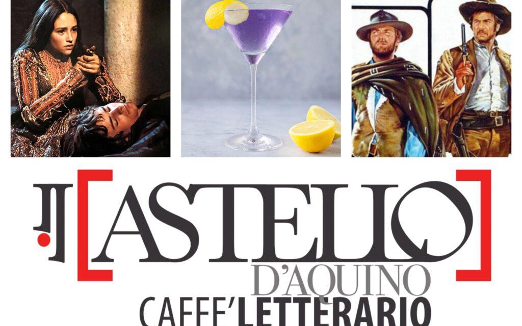 Cocktail e cultura al Castello D'Aquino di Grottaminarda