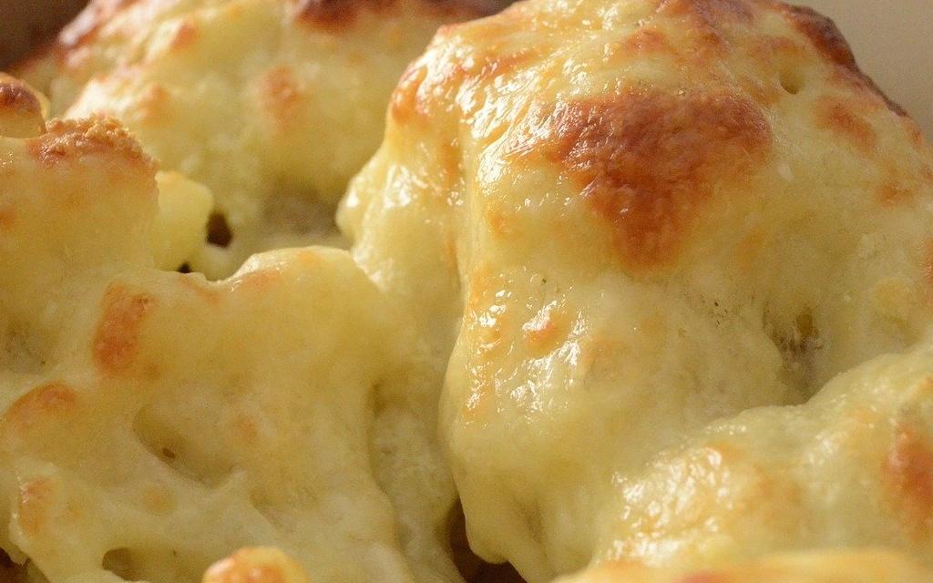 Cavolfiore gratinato: la ricetta