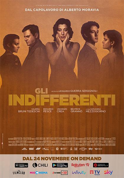Gli indifferenti: trailer