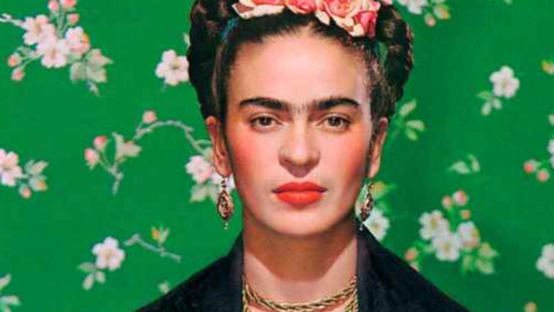 Frida Kahlo: in mostra a Napoli